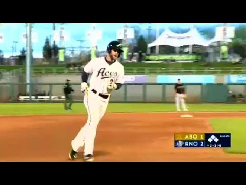 Christian Walker homers for the Aces again