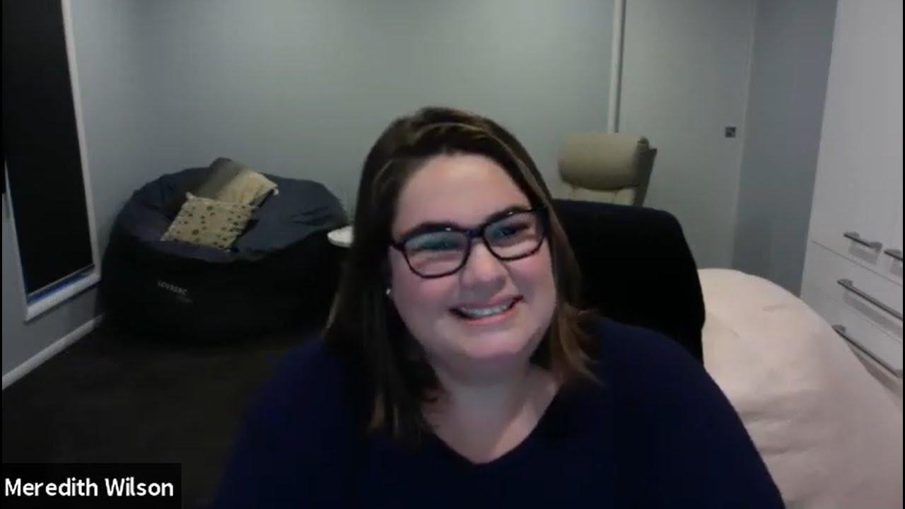 Meredith Wilson, Corporate Executive (Brisbane, Australia)