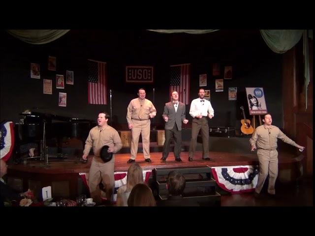I'll Be Seeing You - A Resident Artist USO Show