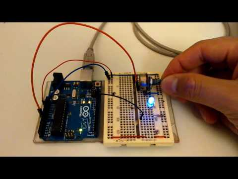 Arduino Tutorial #4 - PWM Und Analoge Signale - (deutsch)
