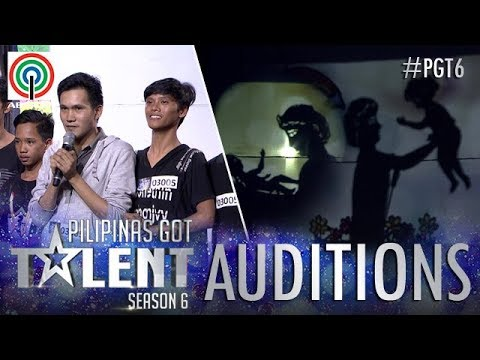 Pilipinas Got Talent 2018 Auditions: Sato - Shadow Play