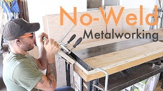 DIY No-Weld Metal Bending Jig | Modern Builds