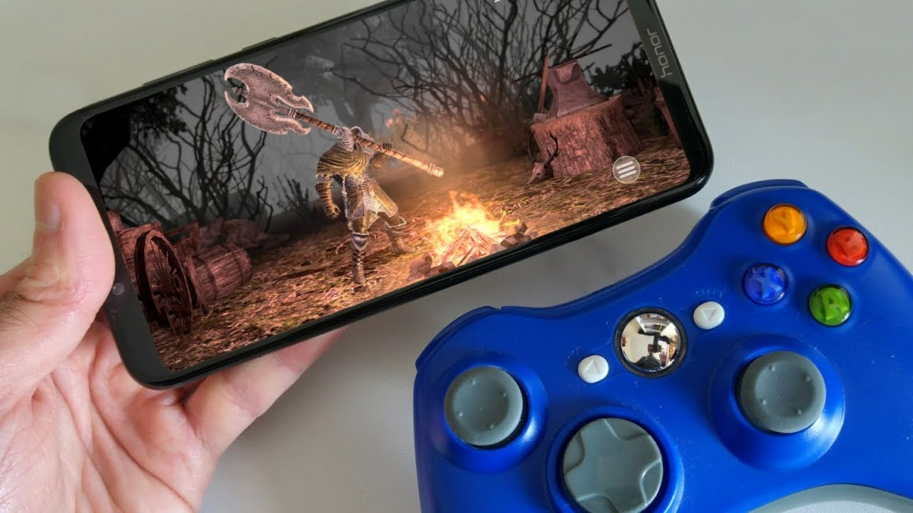 Top 40 Best Android & iOS Games With Controller Support 2019
