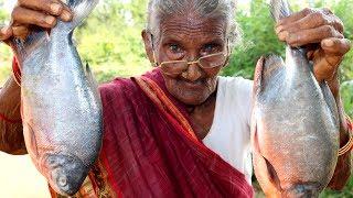 Grandma Cooking Yummy fish Fry Recipe | Fish Fry Indian Style | Fish Recipes |