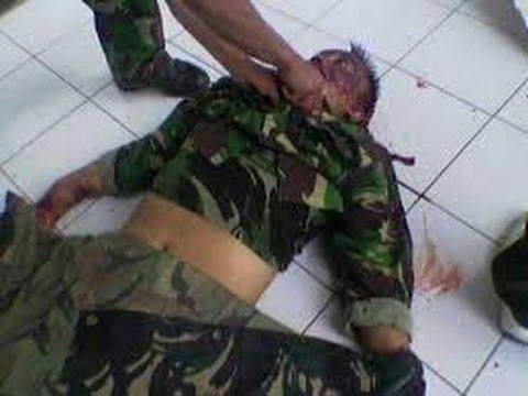 Bentrok TNI Vs POLRI di Polewali Mandar Tewaskan Anggota TNI ~ Berita Terkini 31 Agustus 2015