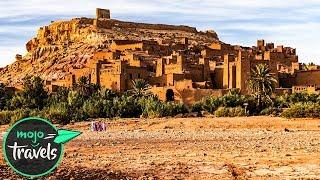 Top 10  Destinations in Morocco