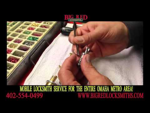 Big Red Locksmiths: How to Rekey locks/ change locks