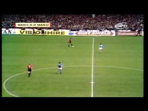 Manchester City 2-2 Manchester United 1975-76