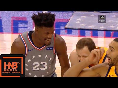 Philadelphia Sixers vs Utah Jazz 1st Qtr Highlights   11.16.2018, NBA Season