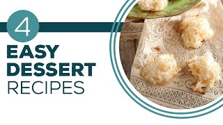 Fast and Simple Desserts - Paula&#39s Home Cooking - Full Episode
