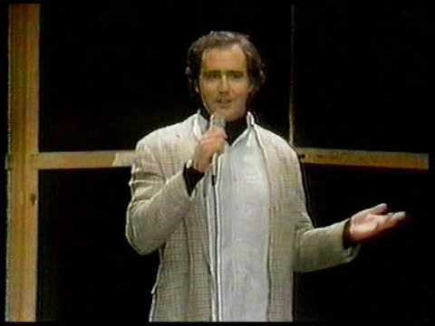 """Fridays TV Show"" (1981) [Show L-01]   ""Andy Kaufman, Show 1 Intro""  [01 of 12]"