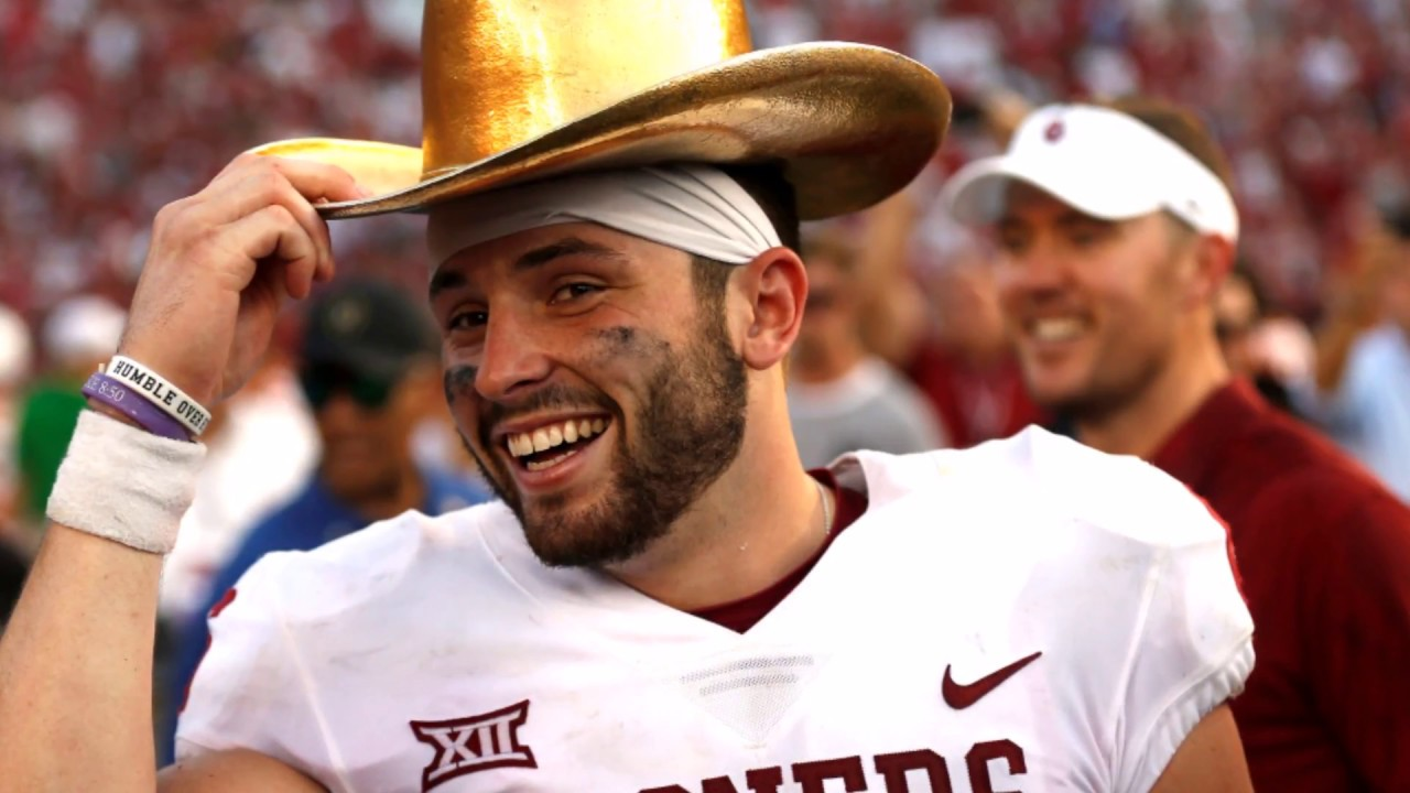2018 NFL Draft Production Analytics  Baker Mayfield - YouTube 9d313c153