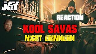 KING OF RAP! Kool Savas - Nicht Erinnern I REACTION