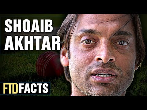 10 Surprising Facts About Shoaib Akhtar