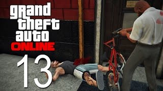 GTA 5 Online - Episode 13 - Cops vs Bicycles! (PC)