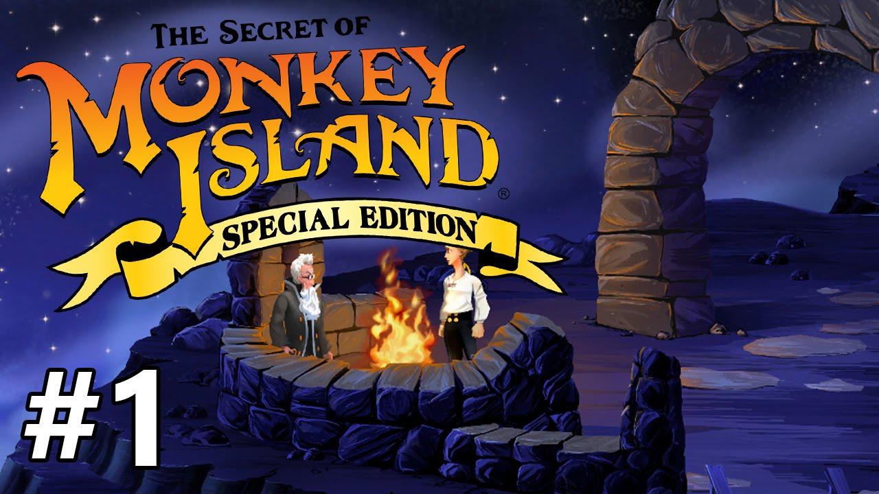Monkey Island  Part