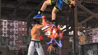 TEKKEN HYBRID E3 2011 Trailer