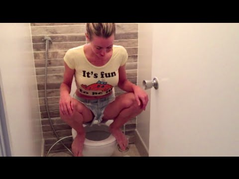 How & why I squat on the toilet (live demo) from YouTube · Duration:  3 minutes 30 seconds