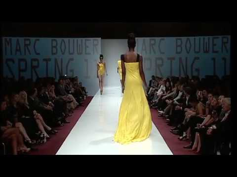 Marc Bouwer Fashion Show live at the Wortham Center