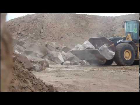 Mining Gypsum