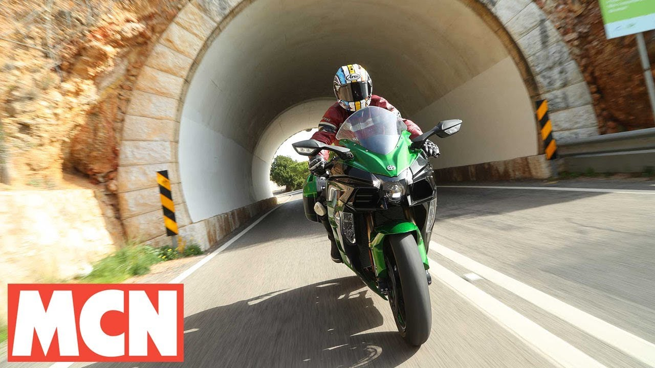 Video: Kawasaki's supercharged SX appeal