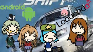 NEED FOR SPEED SHIFT ANDROID LOQUENDO,EPISODIO 1