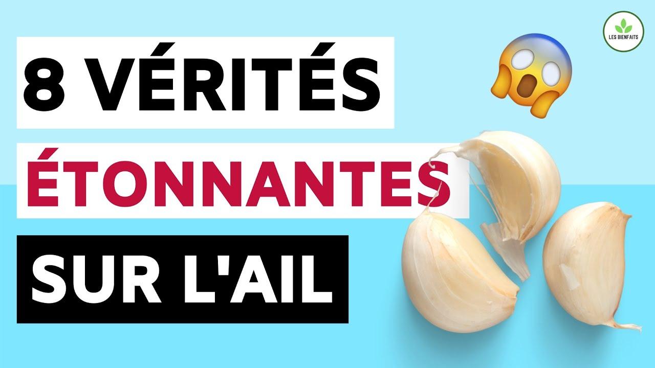 Download LA VÉRITÉ SUR L'AIL ET SES BIENFAITS