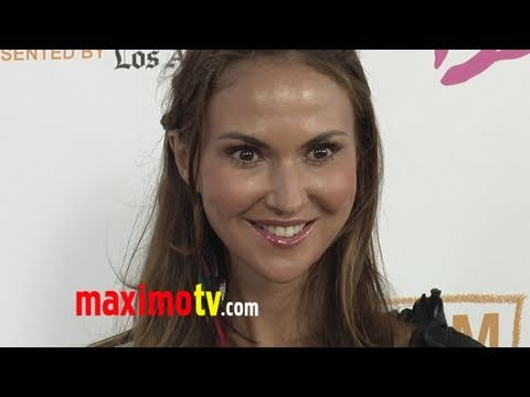 Svetlana Metkina at DRIVE Premiere Arrivals