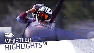 Humphries is golden again in Whistler | IBSF Official