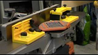 Magswitch Workholding System (vertical Featherboard Attachment And Resaw Guide)
