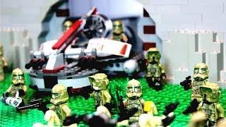 Lego Star Wars Republic Defense Fortress MOC