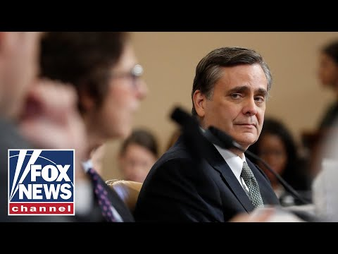 Turley calls out Democrats: 'It's your abuse of power'