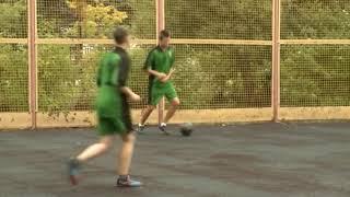 Первенство по футболу среди детских дворовых команд