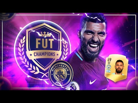 FUT CHAMPIONS CLUB TOUR !! EP. 3 MANCHESTER CITY | FIFA 18 ULTIMATE TEAM