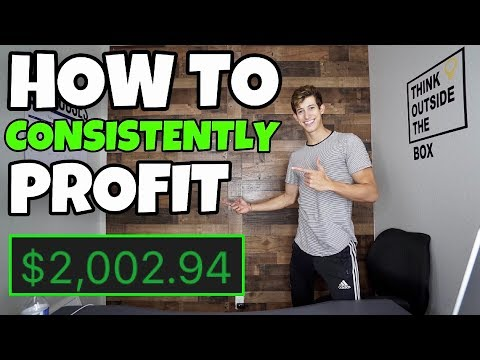 HOW TO CONSISTENTLY GROW YOUR TD AMERITRADE ACCOUNT