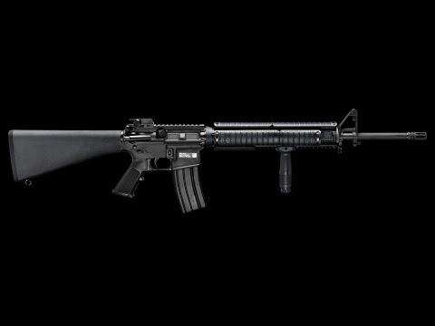 FN M16A4 Shoot