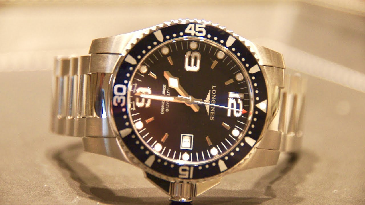 a4432dca98c Is the Longines Hydroconquest Worth  1