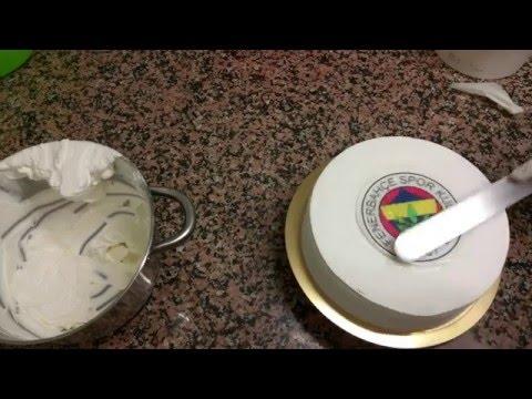 Fenerbahce Pasta Yapımı [HD]