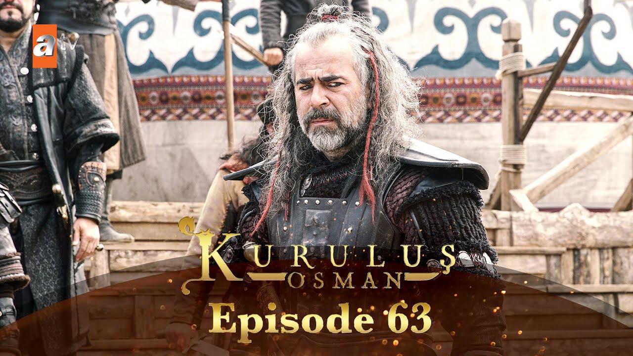 Kurulus Osman Urdu | Season 1 - Episode 63
