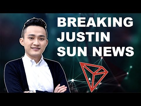 Breaking News About China From Justin Sun (TRON Crypto News)