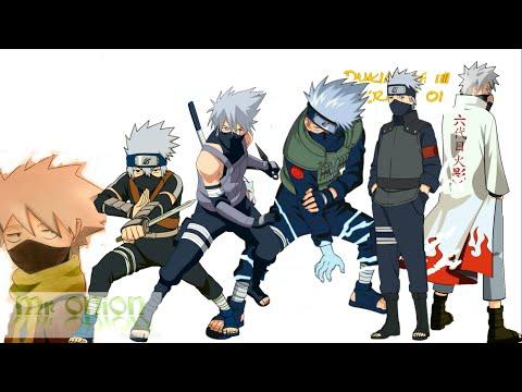 Naruto: Hatake Kakashi's Evolution