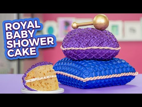 royal-baby-shower-cake-for-meghan-markle!-|-how-to-cake-it