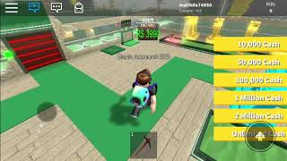 Roblox tycoon with awesome embiances 😁😁😁😁😁