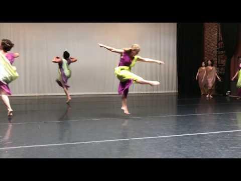 DANCES BY ISADORA  Bacchanal (at the 2017 Isadora Duncan International Symposium)