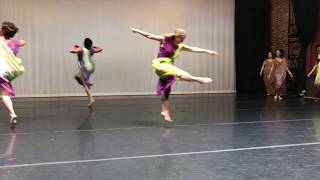 dances by isadora bacchanal at the 2017 isadora duncan international symposium