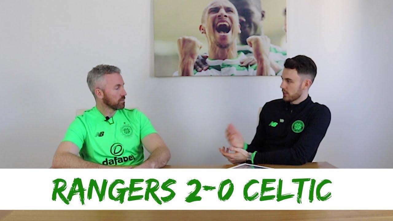 Rangers 2-0 Celtic | Full-Time Reaction - 12-05-2019
