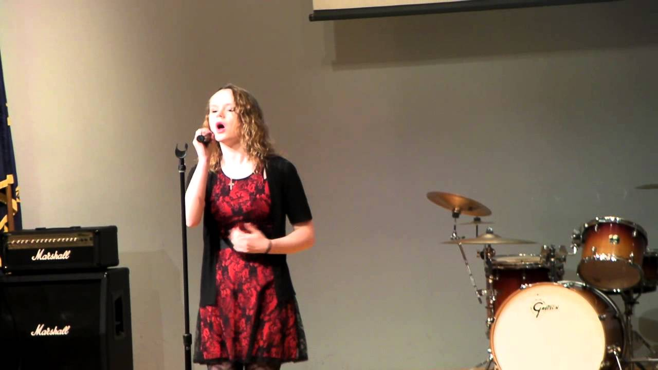 Adele Remedy Talent Show