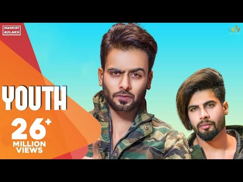 YOUTH - MANKIRT AULAKH (Official Song) Ft. Singga | MixSingh | GKL | Latest Punjabi Songs