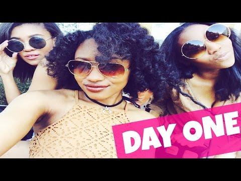 HELLO DALLAS!! | BEAUTYCON TRIP DAY ONE!