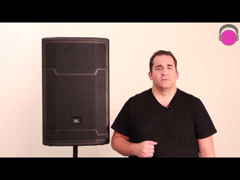 JBL PRX715 2-Way 1500-Watt Powered Active Speaker Overview | agiprodj